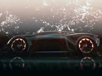 Aston Martin присоединился к производителям виртуальных машин