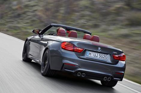 Компания BMW назвала российские цены кабриолета M4