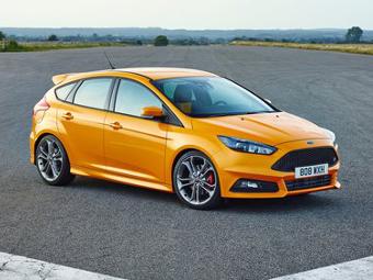 Компания Ford рассекретила обновленный Focus ST