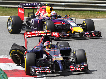 Носы болидов Формулы-1 сделают красивее