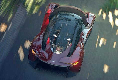Британская компания разработала 800-сильное купе для игры Gran Turismo. Фото 1