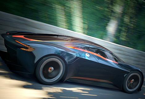 Британская компания разработала 800-сильное купе для игры Gran Turismo. Фото 2