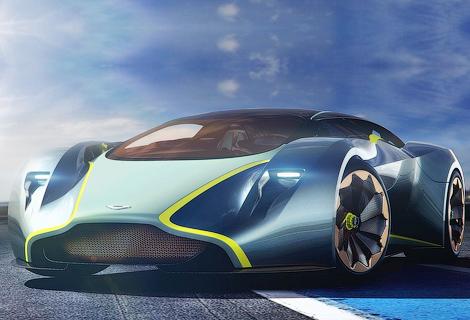 Британская компания разработала 800-сильное купе для игры Gran Turismo. Фото 3