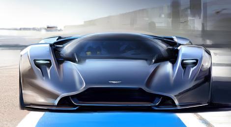 Британская компания разработала 800-сильное купе для игры Gran Turismo. Фото 4