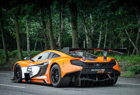 У суперкара появилась модификация для гоночной категории GT3