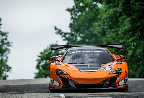 У суперкара появилась модификация для гоночной категории GT3. Фото 1