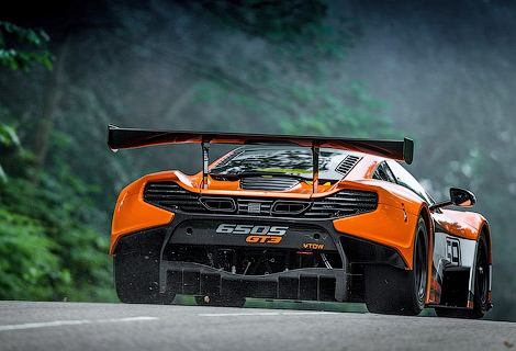 У суперкара появилась модификация для гоночной категории GT3. Фото 2