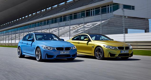 """Сравниваем новые """"эмки"""" BMW, сменившие атмосферный V8 на """"шестерку"""" с наддувом. Фото 2"""