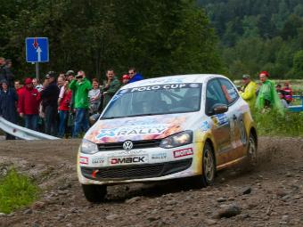 Кривоспицкий прервал победную серию Игнатова в VW Polo Cup