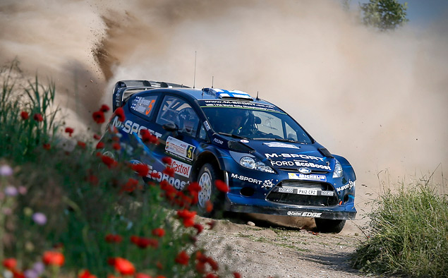 Пилоты Volkswagen вышли на три лидирующих места в личном зачете WRC. Фото 3