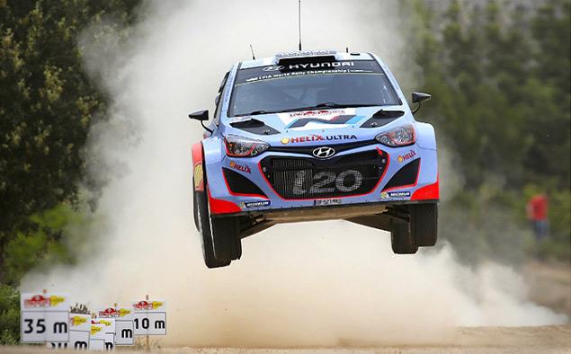 Пилоты Volkswagen вышли на три лидирующих места в личном зачете WRC. Фото 4