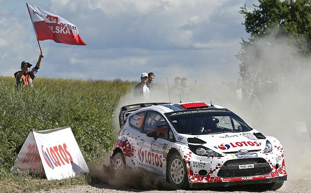 Пилоты Volkswagen вышли на три лидирующих места в личном зачете WRC. Фото 5