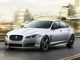 Jaguar привез в Россию 50 «карбоновых» седанов XF