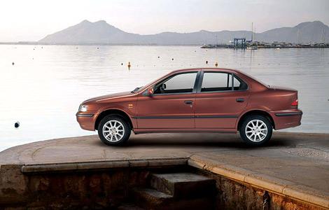 Iran Khodro будет продавать в РФ седан Samand и две новые модели