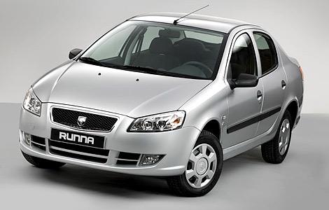 Iran Khodro будет продавать в РФ седан Samand и две новые модели. Фото 2