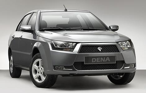 Iran Khodro будет продавать в РФ седан Samand и две новые модели. Фото 4