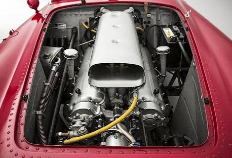 """Выигравший """"Ле-Ман"""" автомобиль оснащался мотором от болида Формулы-1"""