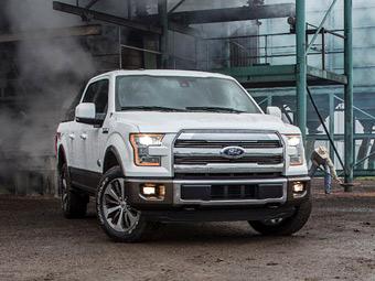 В США выбрали самые американские автомобили