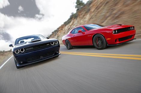 Dodge Challenger SRT стал самым мощным масл-каром в истории. Фото 2