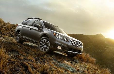 В использовании машин на бездорожье призналась треть владельцев Subaru. Фото 1