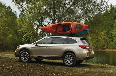 В использовании машин на бездорожье призналась треть владельцев Subaru. Фото 2