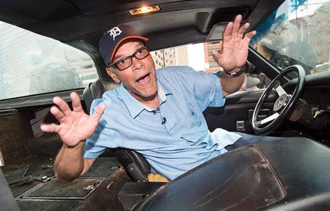 General Motors передала машину детройтскому пенсионеру. Фото 2