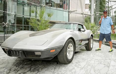 General Motors передала машину детройтскому пенсионеру. Фото 3