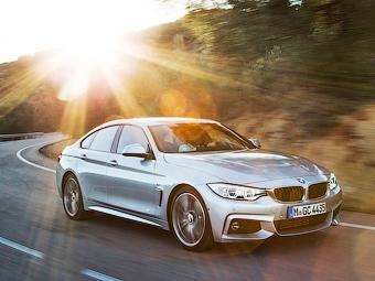 В BMW отказались от M-версии «четверки» Gran Coupe