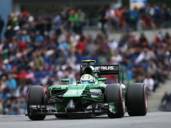 Владелец Caterham продал команду Формулы-1