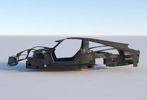 Джеймс Гликенхаус представит твин-турбо купе SCG в 2015 году