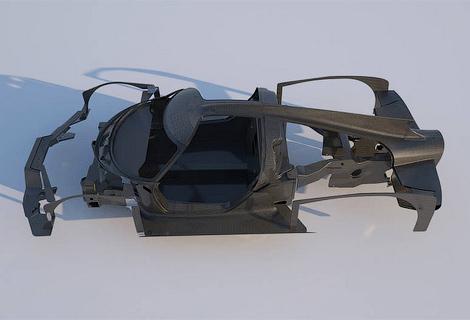 Джеймс Гликенхаус представит твин-турбо купе SCG в 2015 году. Фото 1
