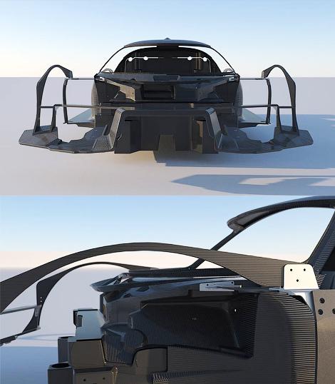 Джеймс Гликенхаус представит твин-турбо купе SCG в 2015 году. Фото 3