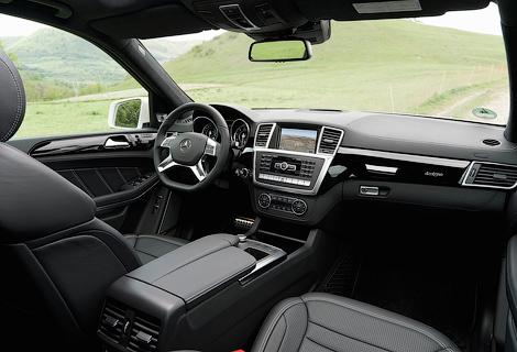 Mercedes-Benz выпустит роскошную версию GL-Class. Фото 2