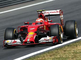 Райкконен решил уйти из Формулы-1