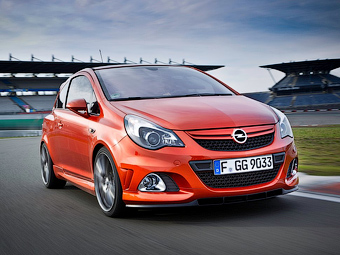 Opel подтвердил выпуск нового «заряженного» хэтчбека Corsa