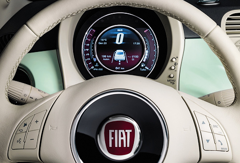 Компания Fiat назвала рублевую стоимость обновленного хэтчбека