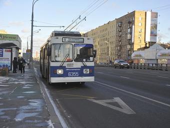 Москвичи проголосовали за «выделенку» на Садовом кольце