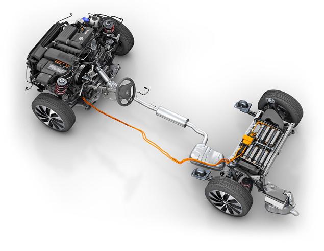 Каким получился VW Passat, над дизайном которого поработал итальянец. Фото 13