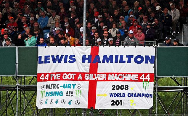 Хэмилтон вернулся в борьбу за титул чемпиона Формулы-1