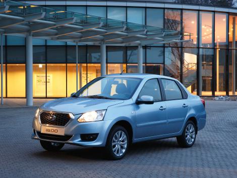Японская компания назвала рублевую стоимость седана On-DO. Фото 2