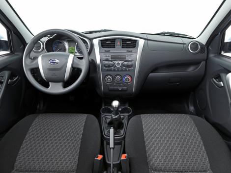 Японская компания назвала рублевую стоимость седана On-DO. Фото 3