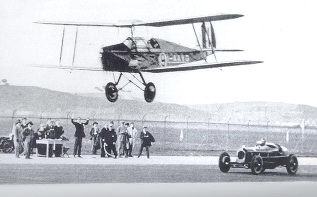 Самолеты против автомобилей - история противостояния. Фото 8