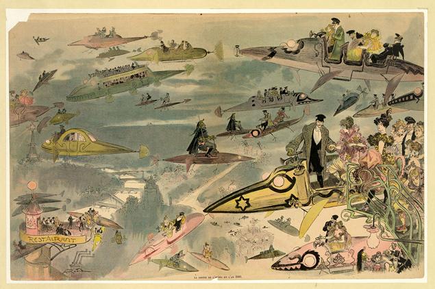 Самолеты против автомобилей - история противостояния. Фото 20