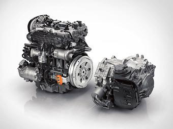 Новый Volvo XC90 станет 400-сильным гибридом