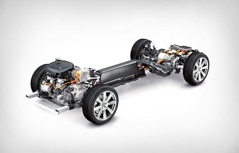 Шведы рассказали о моторной гамме XC90 следующего поколения