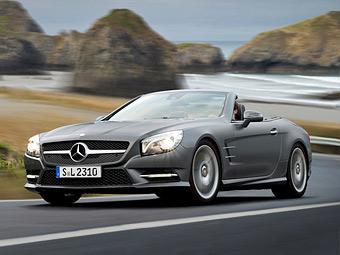 Mercedes-Benz SL признали самой качественной машиной в США