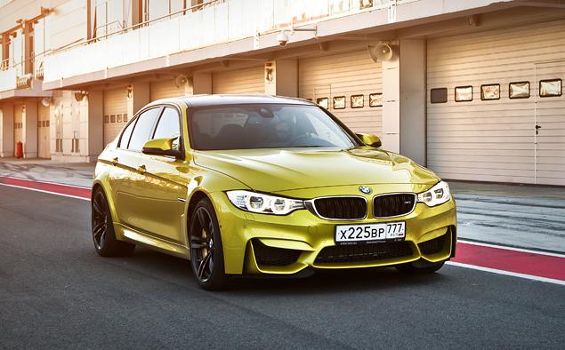 """Насколько новая BMW M3 окажется круче """"гражданской"""" 335i?. Фото 2"""