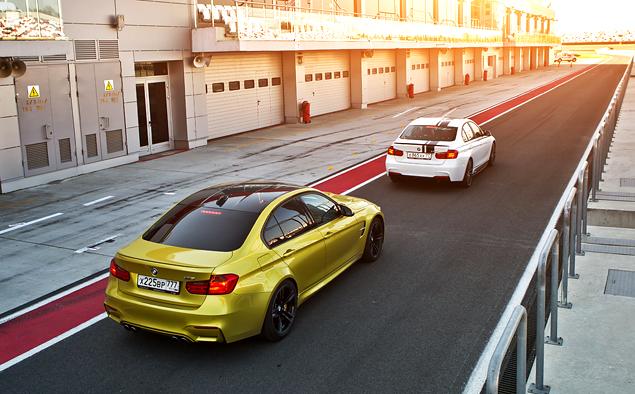 """Насколько новая BMW M3 окажется круче """"гражданской"""" 335i?. Фото 3"""
