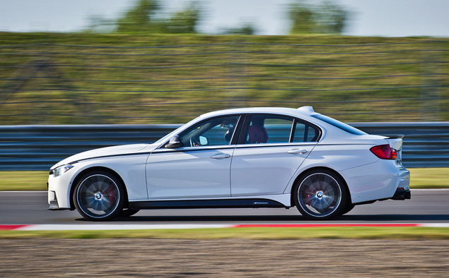 """Насколько новая BMW M3 окажется круче """"гражданской"""" 335i?. Фото 6"""