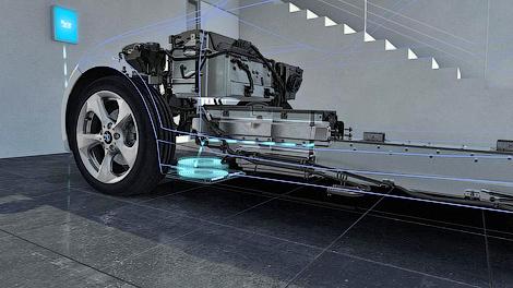 Автопроизводители договорились о создании индукционных «заправочных» комплексов